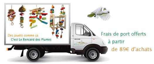 Jouets pour perroquets - Boutique en ligne