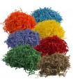 Jouet de perroquets - foraging - garniture papier - Les Frisottis